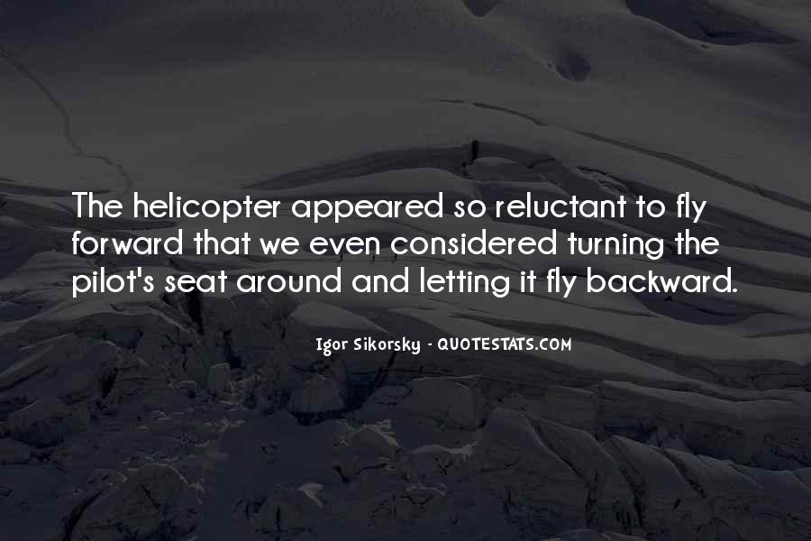 Quotes About Pilots #66838