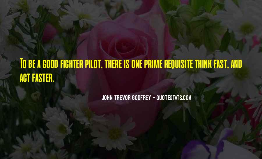 Quotes About Pilots #81327