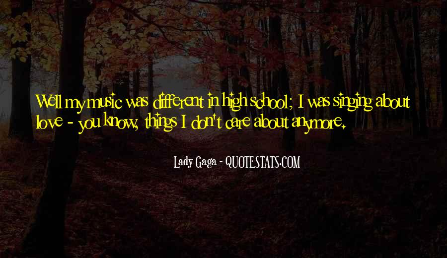 Quotes About Love Lady Gaga #1331196