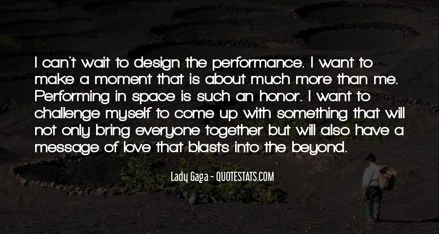 Quotes About Love Lady Gaga #26321