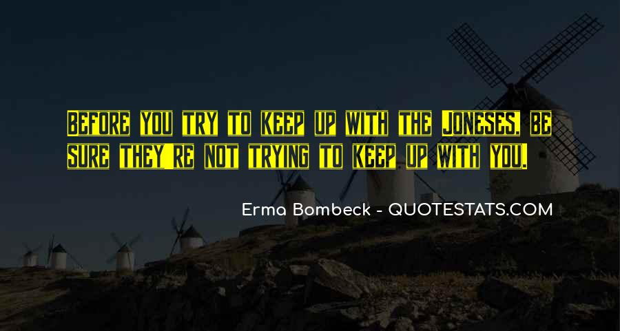 Quotes About Keep Trying #105245