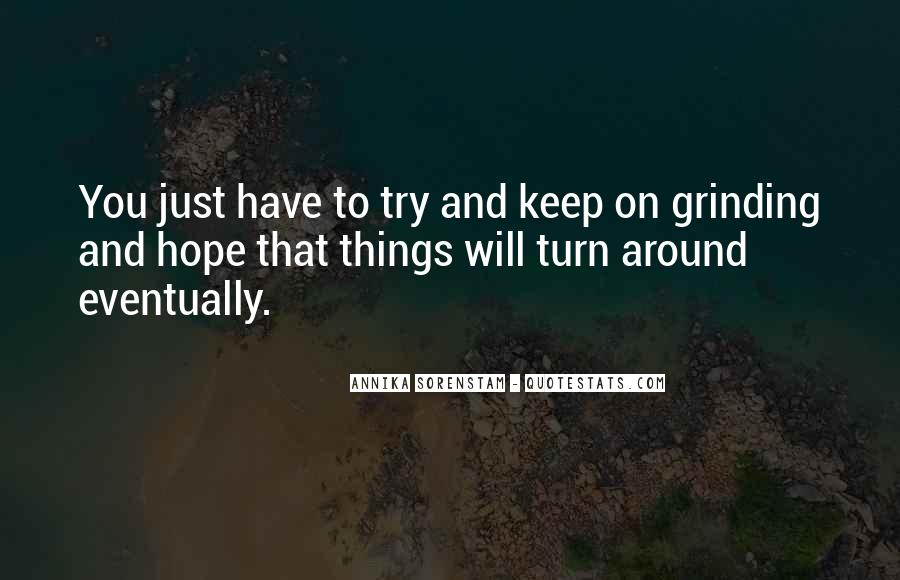 Quotes About Keep Trying #114358