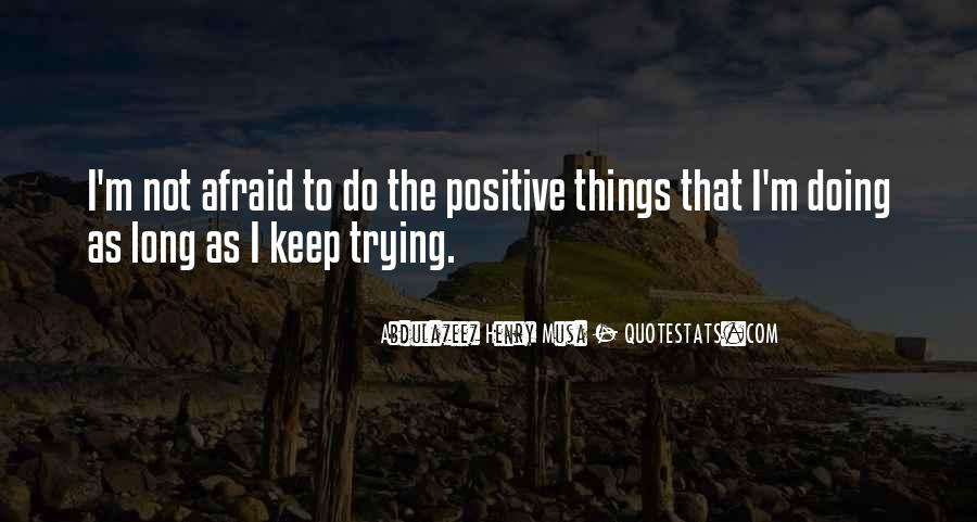 Quotes About Keep Trying #119750