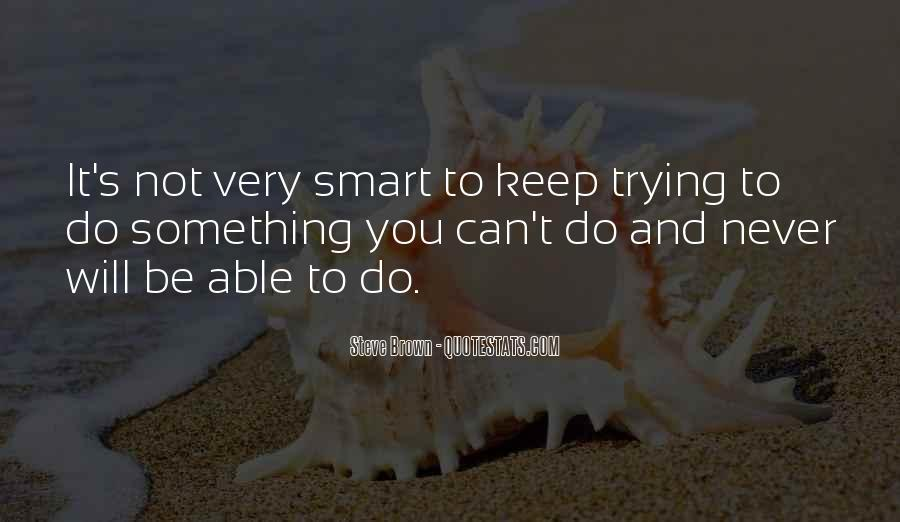 Quotes About Keep Trying #12968