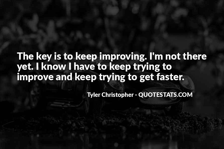 Quotes About Keep Trying #147552