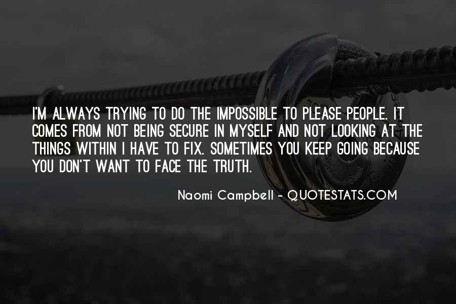 Quotes About Keep Trying #150744