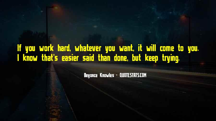 Quotes About Keep Trying #36733