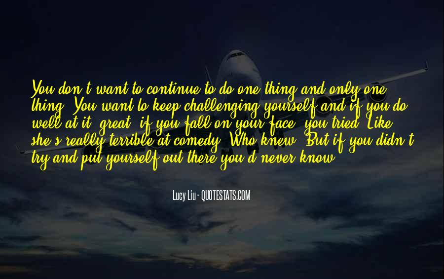 Quotes About Keep Trying #615