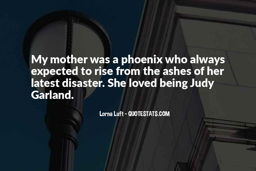 Quotes About Phoenix Ashes #1273602