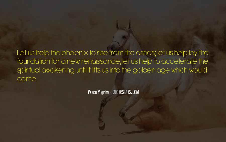 Quotes About Phoenix Ashes #1543139