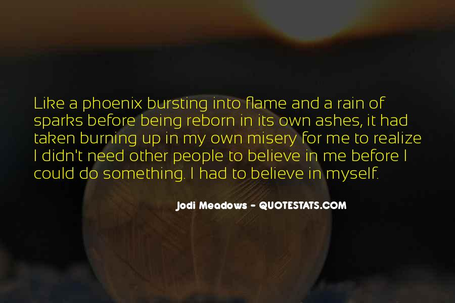 Quotes About Phoenix Ashes #1581629