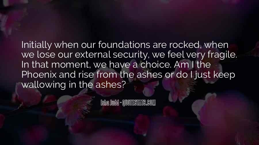 Quotes About Phoenix Ashes #1662704