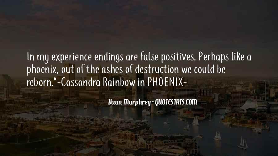 Quotes About Phoenix Ashes #764760