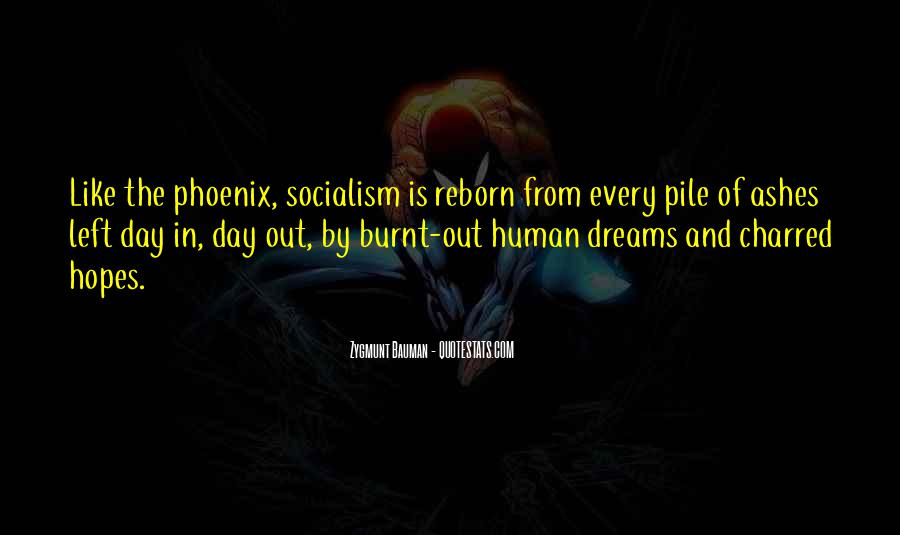 Quotes About Phoenix Ashes #867313