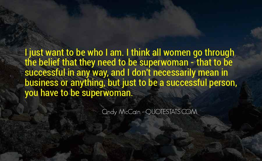 Quotes About Superwoman #345330