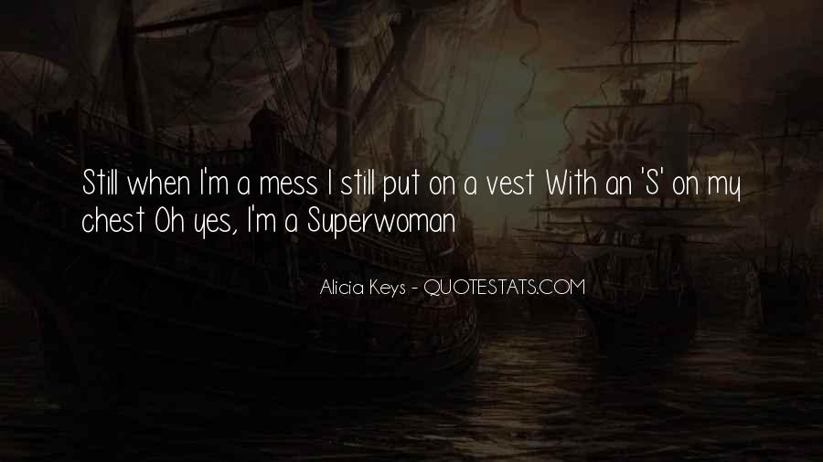 Quotes About Superwoman #685285