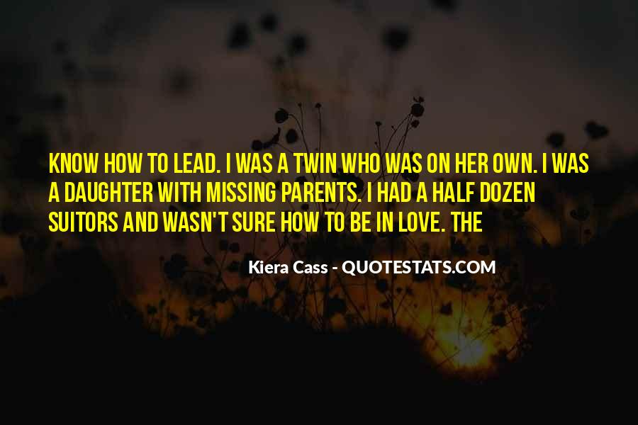 Quotes About Parents Love For Their Daughter #1742266