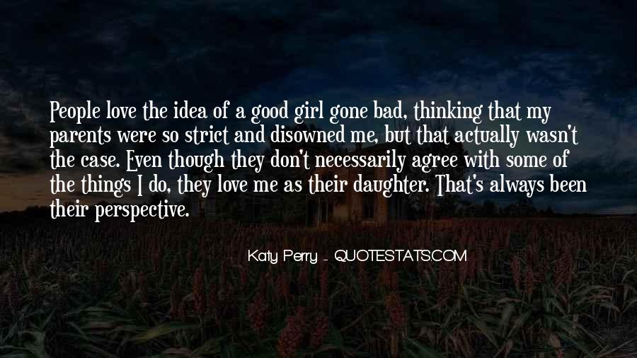 Quotes About Parents Love For Their Daughter #1879479