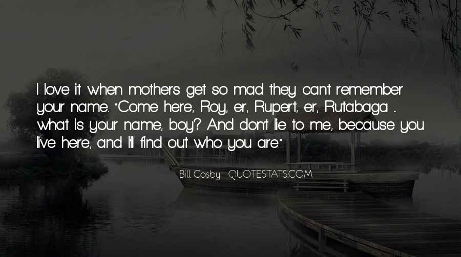 Quotes About Love To Your Mother #1219341