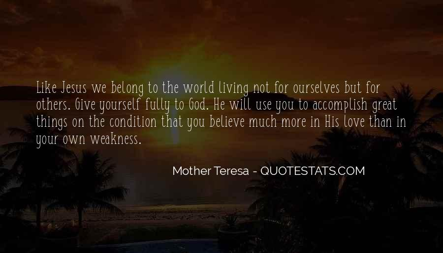 Quotes About Love To Your Mother #59147