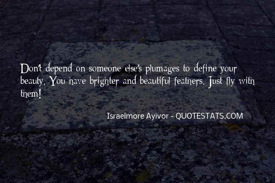 Quotes About Your Gifts #148013