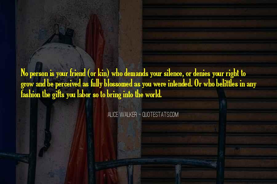 Quotes About Your Gifts #236374
