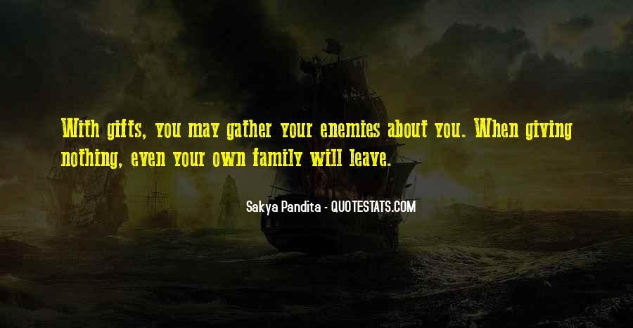 Quotes About Your Gifts #304474