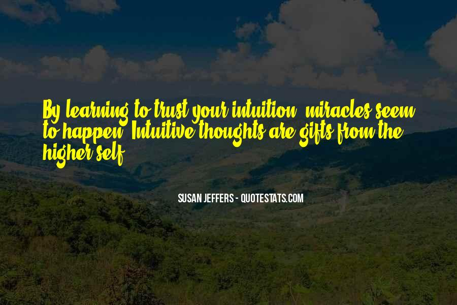 Quotes About Your Gifts #394316