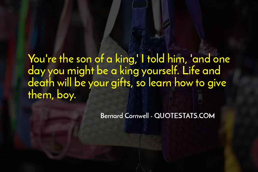 Quotes About Your Gifts #429936