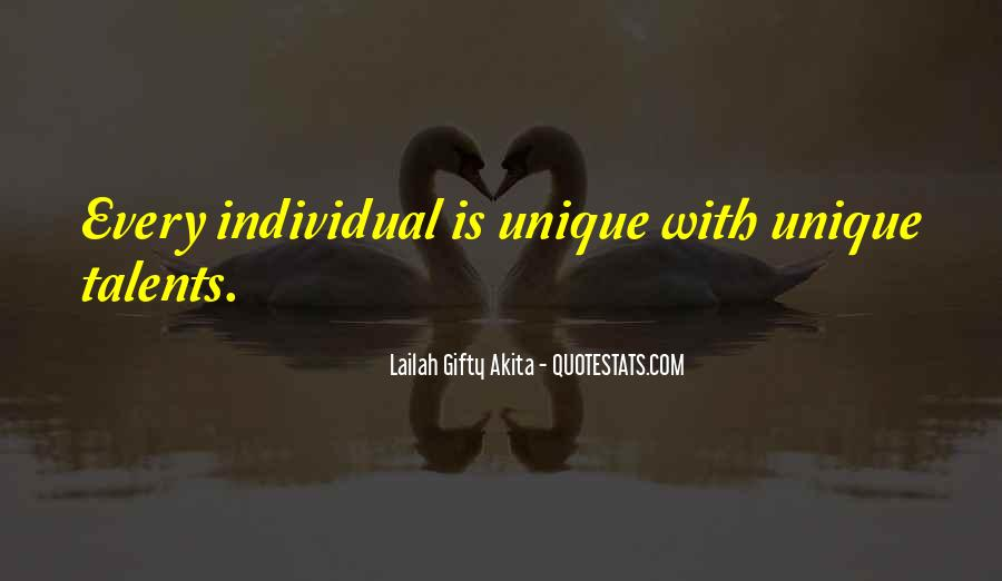 Quotes About Your Gifts #479570