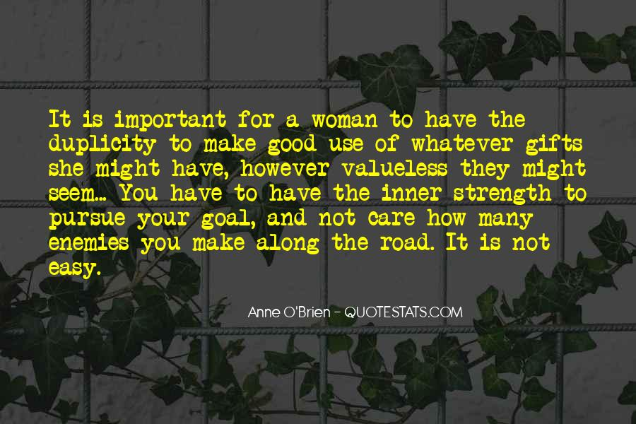 Quotes About Your Gifts #97332
