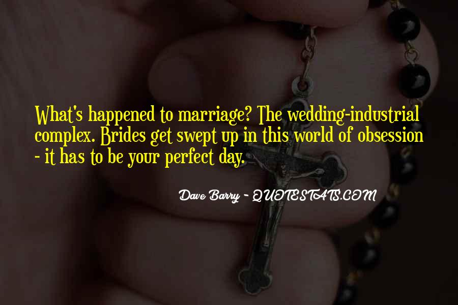 Quotes About The Wedding Day #1056691