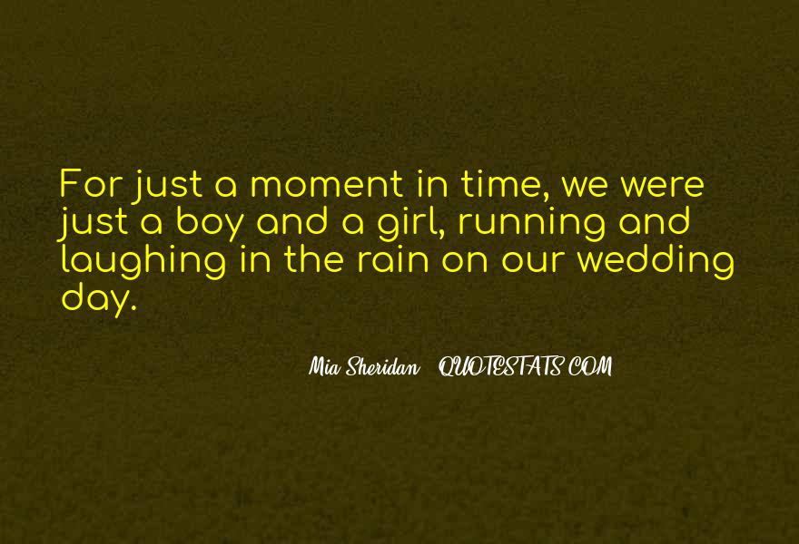 Quotes About The Wedding Day #144325