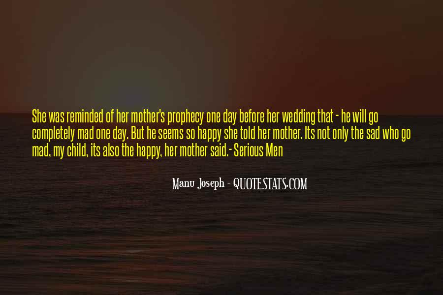 Quotes About The Wedding Day #1709769