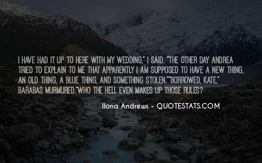 Quotes About The Wedding Day #1831800