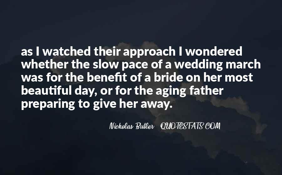 Quotes About The Wedding Day #278152