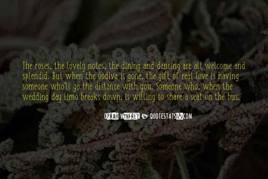 Quotes About The Wedding Day #329391