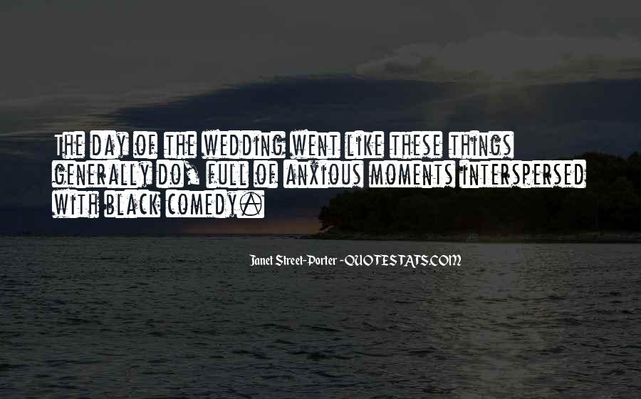 Quotes About The Wedding Day #534728