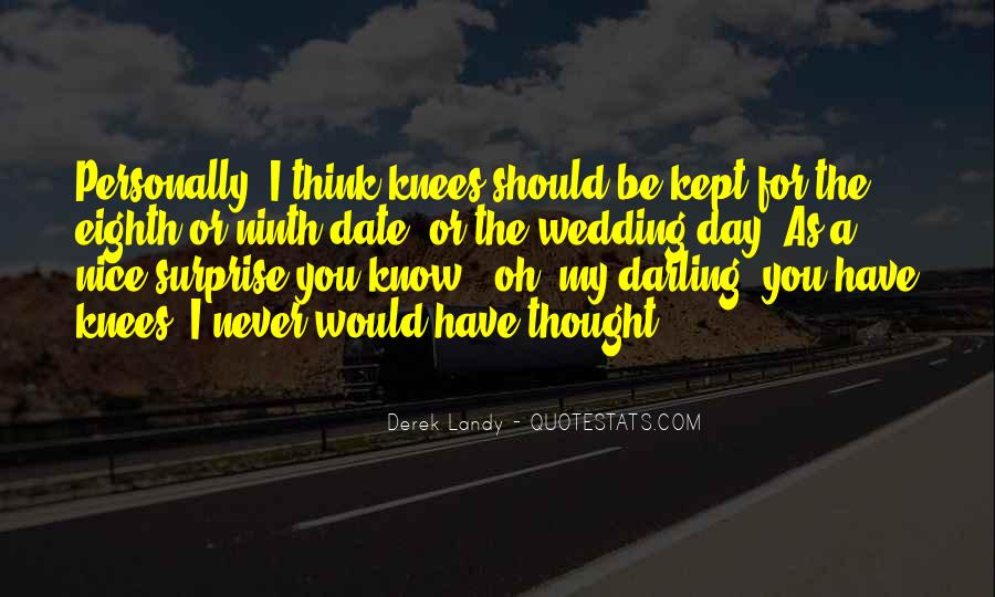 Quotes About The Wedding Day #774283