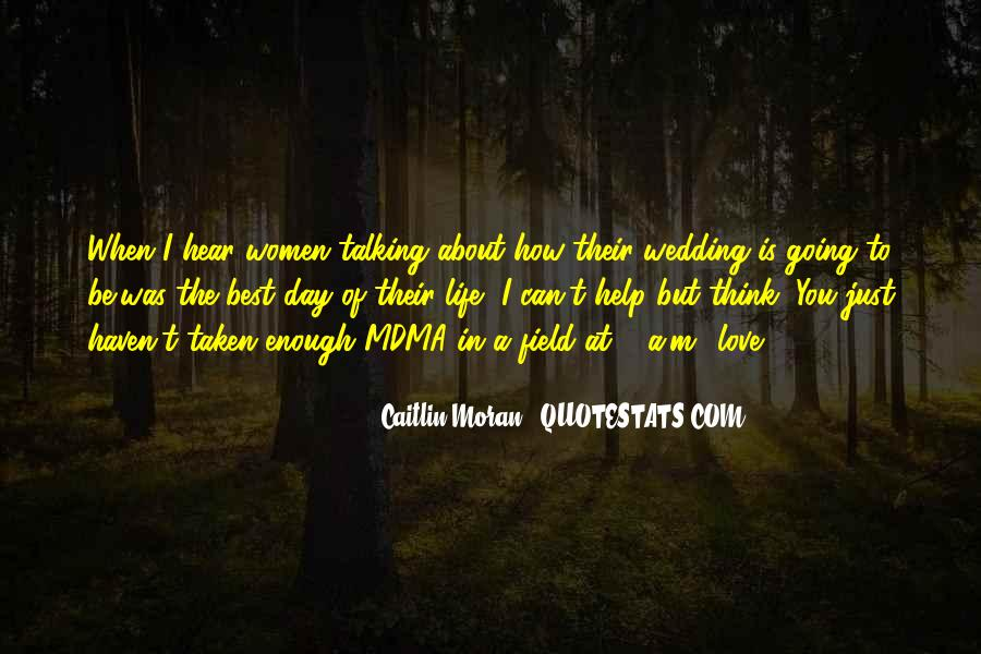 Quotes About The Wedding Day #989289