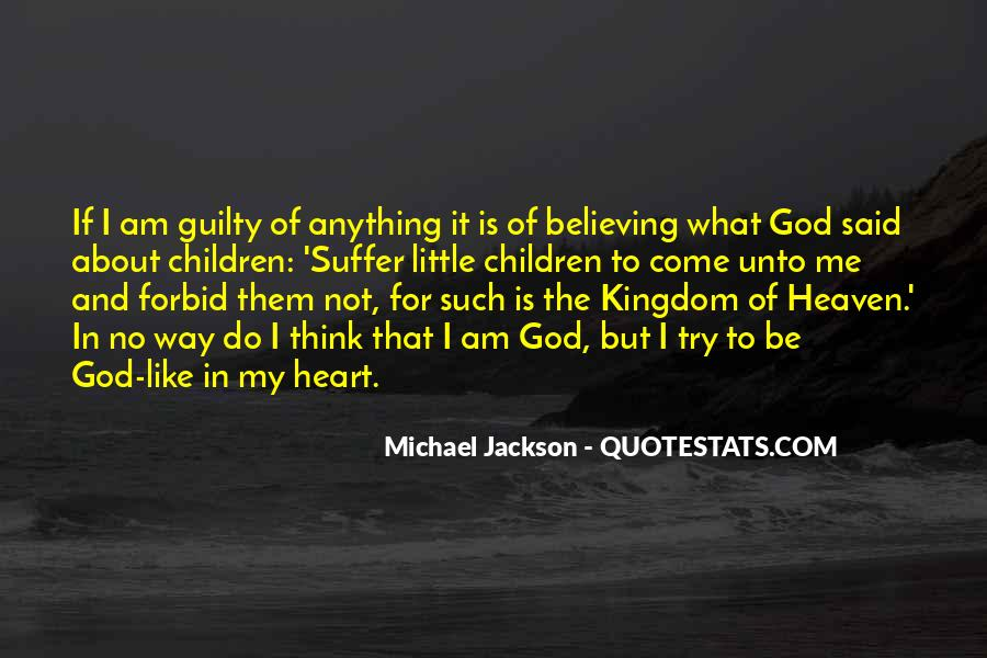 Quotes About Believing In One God #375305