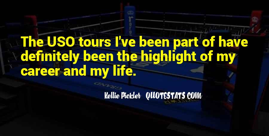 Quotes About Highlight #560085