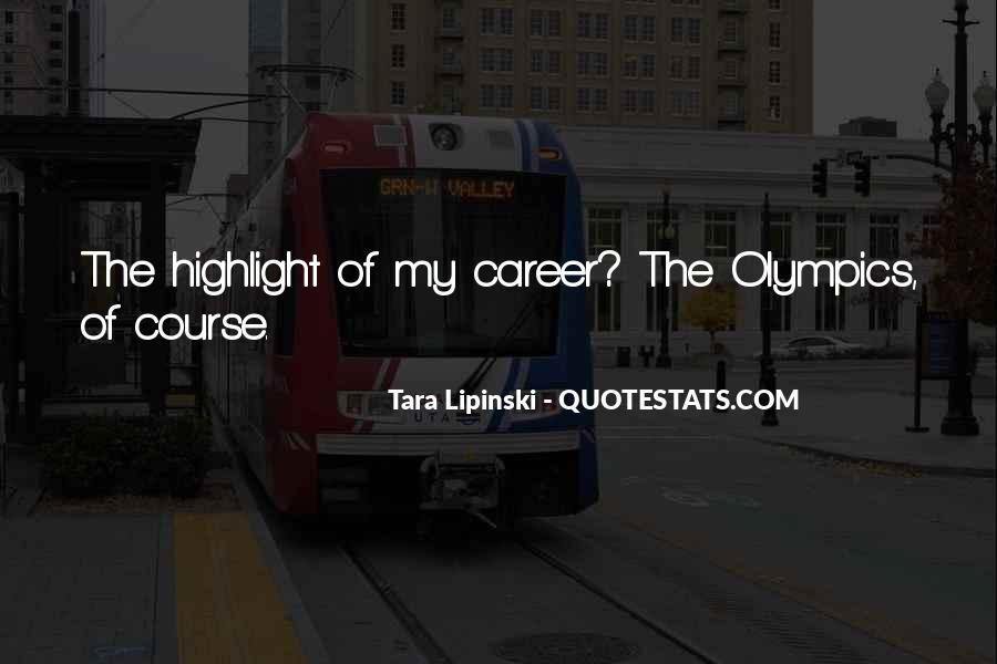Quotes About Highlight #639012