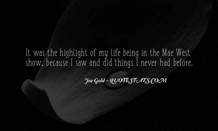 Quotes About Highlight #715384