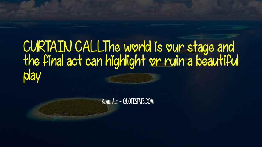 Quotes About Highlight #757081