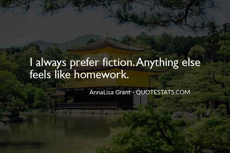 Quotes About Why We Should Have Homework #116358