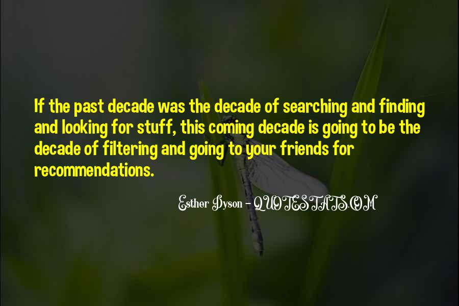 Quotes About Past Friends #140859