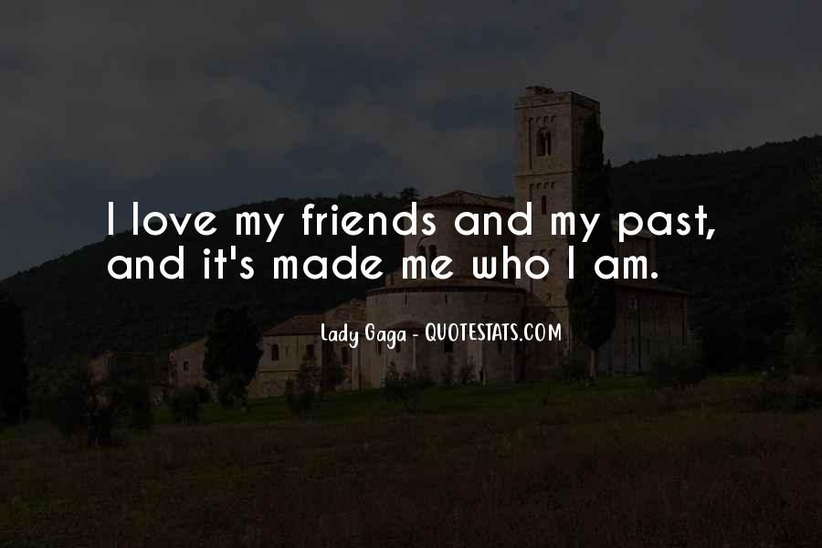Quotes About Past Friends #1464292