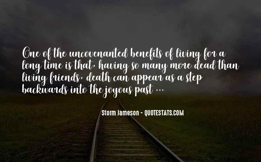 Quotes About Past Friends #1692164