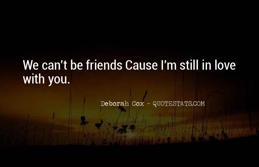 Quotes About Past Friends #204106